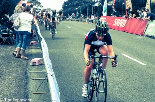 Orica-AIS were prominent all day