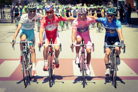 The Giro's jersey winners are all under 25 years old.