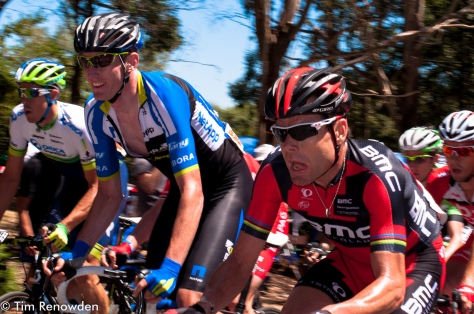Cadel at Aussie Road Nationals, 2014