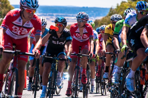 Richie Porte is another top favourite.